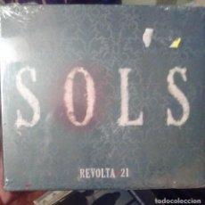 CDs de Música: REVOLTA 21 - SOLS - - CD - CATALA. Lote 173685109