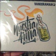 CDs de Música: VANDERAMAH - NUESTRA ARMA - 2014 - CD. Lote 173685139