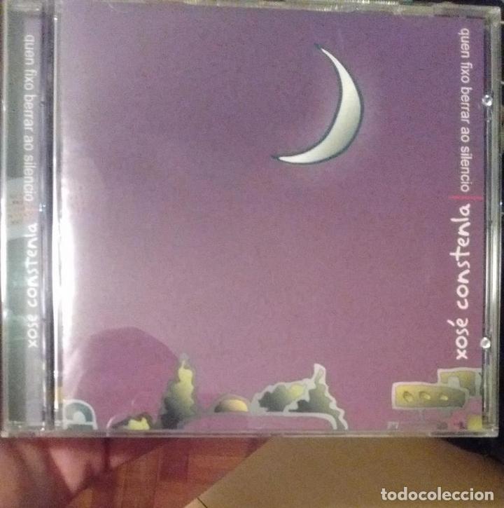 XOSE CONSTENLA - QUEN FIXO BERRAR AO SILENCIO - 2004 - CD - GALEGO (Música - CD's World Music)