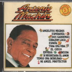 CDs de Música: ANTONIO MACHIN - MEJORES 20 EXITOS / CD DE 1991 RF-2607 , PERFECTO ESTADO. Lote 173700773