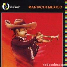CDs de Música: MARIACHI LOS TORITOS – MARIACHI MEXICO - NUEVO Y PRECINTADO. Lote 173789133