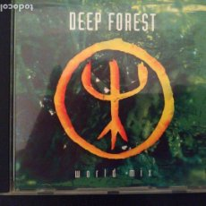 CDs de Música: DEEP FOREST.CD.ENIGMA,ERA...ESTILO. Lote 173790165