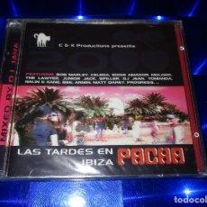 CDs de Música: LAS TARDES EN PACHA ( IBIZA 2000 ) - CD - VENCDA 257 (CB) - VENDETTA RECORDS - PRECINTADO. Lote 173810974