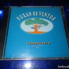 CDs de Música: FUXAN OS VENTOS ( SEMENTEIRA ) - CD - 528 447-2 - PHILIPS - PRECINTADO - A CAROLINA - MUIÑADA .... Lote 173811664