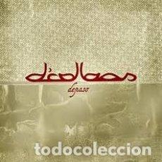 CDs de Música: D'CALLAOS: DEPASO (AUTOEDITADO, 2007) CD. FLAMENCO-FUSIÓN. MUY RARO EN EL MERCADO.. Lote 173816465