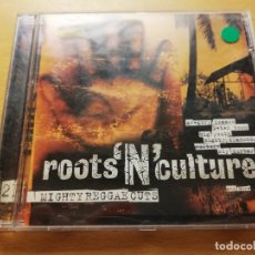CDs de Música: ROOTS 'N' CULTURE. 21 MIGHTY REGGAE CUTS (CD). Lote 173818762