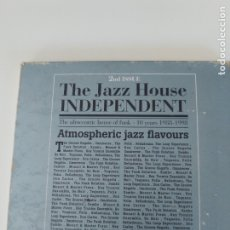 CDs de Música: INDEPENDENT THE JAZZ HOUSE 2ND ISSUE ( 1998 IRMA ). Lote 173819827