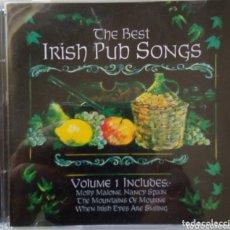 CDs de Música: LOTE 12 CDS DE MÚSICA IRLANDESA. Lote 173842190