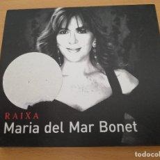 CDs de Música: RAIXA. MARIA DEL MAR BONET (CD). Lote 173861213