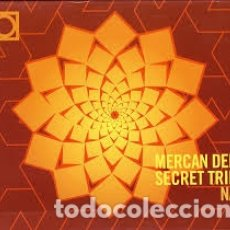 CDs de Música: MERCAN DEDE SECRET TRIBE: NAR (DOWNTEMPO, 2002). [TURQUÍA, ELECTRONIC, TRIBAL, DOWNTEMPO]. Lote 173862480