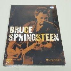CDs de Música: JJ8- BRUCE SPRINGSTEEN STORYTELLERS DVD NUEVO PRECINTADO PRECIO LIQUIDACION!!!. Lote 173911710