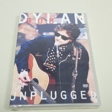 CDs de Música: JJ8- BOB DYLAN MTV UNPLUGGED DVD NUEVO PRECINTADO PRECIO LIQUIDACION !!. Lote 173911982