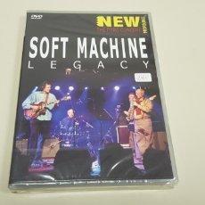 CDs de Música: JJ8- SOFT MACHINE LEGACY NEW MORNING PARIS CONCERT DVD GERMANY NUEVO PRECINTADO!!!. Lote 173912859