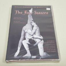 CDs de Música: JJ8- THE FOUR SEASONS DVD NUEVO PRECINTADO PRECIO LIQUIDACION!!!. Lote 173913047