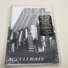 CDs de Música: JJ8- REM ACCELERATE CD+DVD USA NUEVO PRECINTADO PRECIO LIQUIDACION!!. Lote 173913234