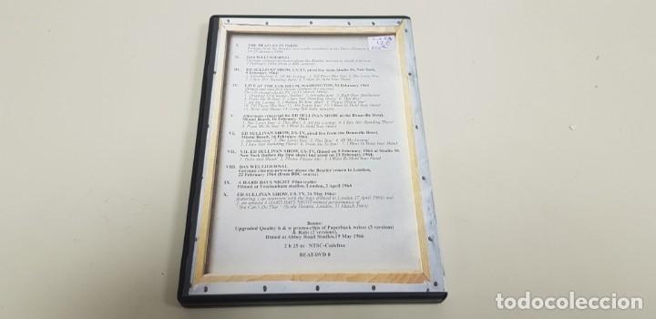 CDs de Música: JJ8- THE BEATLES JANUARY TO APRIL 1964 DVD NUEVO SIN PRECINTO MUY RARO PRECIO LIQUIDACION - Foto 2 - 173919622