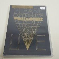CDs de Música: JJ8- WOLFMOTHER PLEASE EXPERIENCE DVD NUEVO PRECINTADO PRECIO LIQUIDACION!!!. Lote 173920263