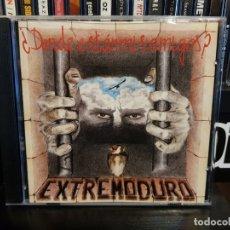 CDs de Música: EXTREMODURO - ¿DONDE ESTAN MIS AMIGOS?. Lote 173923244
