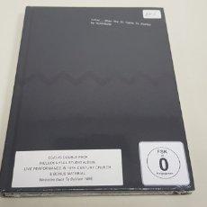 CDs de Música: JJ8- GLASVEGAS LATER WHEN THE TV TURNS CD+DVD NUEVO PRECINTADO PRECIO LIQUIDACION!!. Lote 173925788