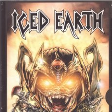 CDs de Música: ICED EARTH – DARK GENESIS BOX SET. LIMITED EDITION. 5 CD. 2001. GERMANY.. Lote 173935207