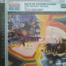 CDs de Música: THE MOODY BLUES DAYS OF FUTURE PASSED CD. Lote 173936402