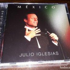 CDs de Música: JULIO IGLESIAS CD JURAME EN PORTUGUES ORIGINAL MEXICO EDICION BRASIL. Lote 173941424