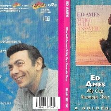 CDs de Música: ED AMES - WHO WILL ANSWER? & MY CUP RUNNETH OVER. Lote 173943300
