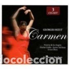 CDs de Música: GEORGES BIZET. CARMEN. Lote 173957324