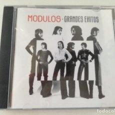 CDs de Música: MODULOS - GRANDES EXITOS - CD HISPAVOX 1988. Lote 173961354