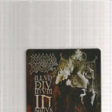 CDs de Música: MORBID ANGEL ILLVD DIV. Lote 173961822