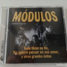 CDs de Música: MODULOS - COLECCIONES GRANDES - CD EMI COPY CONTROLLED 2004. Lote 173961839