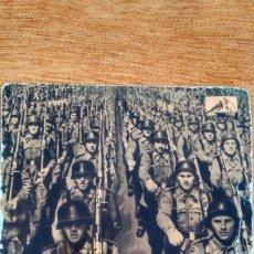 CDs de Música: MARCHAS MILITARES ESPAÑOLAS. 45 RPM. LA VOZ DE SU AMO.. Lote 173963394