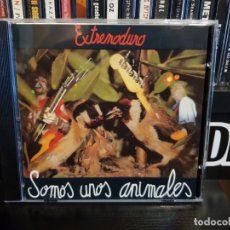 CDs de Música: EXTREMODURO - SOMOS UNOS ANIMALES. Lote 173970847