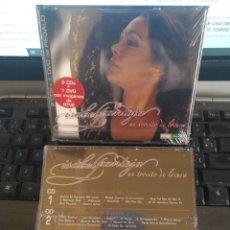 CDs de Música: 2CDS + 1DVD PRECINTADO SIN ABIR RTVE ISABEL PANTOJA UN TROCITO DE LOCURA RTVE COMERCIAL - UNIVERSAL. Lote 173974767