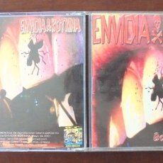 CDs de Música: CD ENVIDIA KOTXINA. EN BOKA ZERRADA 2001 IMPECABLE. Lote 173984720