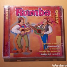 CDs de Música: CD RUMBA ONLY. Lote 173988893