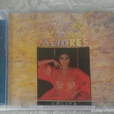 CDs de Música: LOLITA (LO MEJOR DE LOS MEJORES) CD 1996 EDICIÓN COLOMBIANA. Lote 173992084