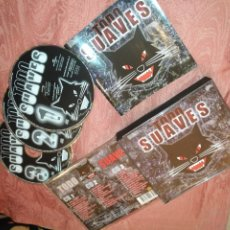 CDs de Música: LOS SUAVES - TODO SUAVES ( 3 CD ) UNIVERSAL 2006 - TRES CDS CAJA TRIPLE - MUY DIFICIL . Lote 173994050