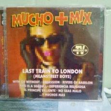 CDs de Música: MUCHO + MIX DOBLE CD ALBUM 1996. Lote 173994098