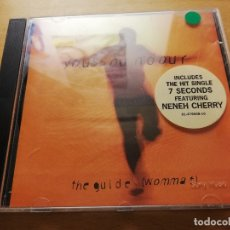 CDs de Música: YOUSSOU N'DOUR. THE GUIDE (WOMATT) CD. Lote 173995540