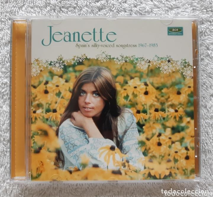 JEANETTE, PIC-NIC, SOY REBELDE, EN JAPONES, CON LIBRETO INTERIOR (Música - CD's World Music)