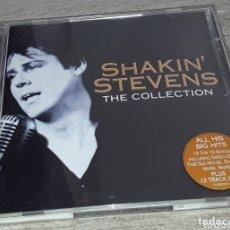 CDs de Música: CD + DVD - SHAKIN' STEVENS - THE COLLECTION - SHAKIN STEVENS. Lote 174021579