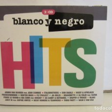 CDs de Música: BLANCO Y NEGRO HITS 2017 - 3 X CD - DANCE, HOUSE - 2017 - SPAIN - EX+/EX+. Lote 174025755