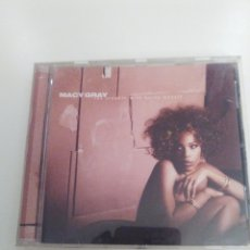 CDs de Música: MACY GRAY THE TROUBLE WITH BEING MYSELF ( 2003 EPIC ) EXCELENTE ESTADO. Lote 174038157