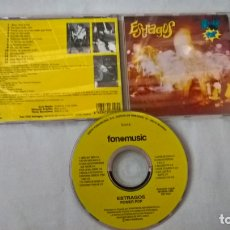 CDs de Música: MUSICA CD: ESTRAGOS - POWER POP (B.E). Lote 174045820