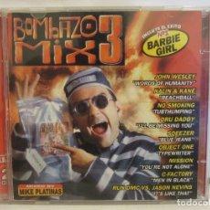 CDs de Música: BOMBAZO MIX 3 - MIXED BY MIKE PLATINAS - 2 X CD - 1997 - SPAIN - EX+/EX+. Lote 174048610