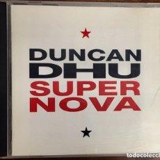 CDs de Música: DUNCAN DHU. SUPERNOVA. CD.. Lote 174049679