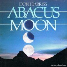CDs de Música: DON HARRISS - ABACUS MOON. CD. SONIC ATMOSPHERES. Lote 174049810