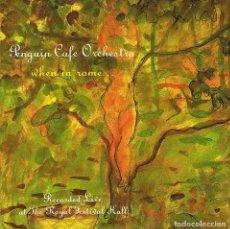 CDs de Música: PENGUIN CAFE ORCHESTRA - WHEN IN ROME. CD. EG RECORDS. Lote 174049982