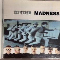 CDs de Música: MADNESS. DIVINE MADNESS. CD.. Lote 174049987